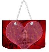 My Hearts Desire Weekender Tote Bag