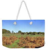 New Forest Weekender Tote Bag