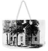 New York Senate, 1777 Weekender Tote Bag