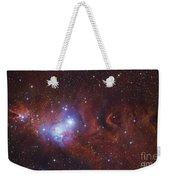 Ngc 2264, The Cone Nebula Region Weekender Tote Bag