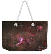 Ngc 3372, The Eta Carinae Nebula Weekender Tote Bag by Robert Gendler