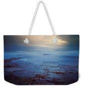 Northumberland Coast Weekender Tote Bag