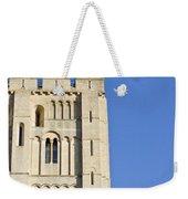 Norwich Castle Weekender Tote Bag by Tom Gowanlock