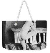 Nude Posing, C1850 Weekender Tote Bag
