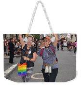 Nyc Gay Pride 2011 Weekender Tote Bag