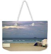 Ocean View 1 - Miami Beach - Florida Weekender Tote Bag