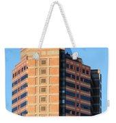 Office Building Weekender Tote Bag