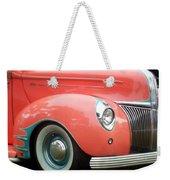 Oh Happy Day Weekender Tote Bag by Karen Wiles