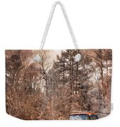 Old Chevy Weekender Tote Bag