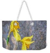 2 Old Daffodils Weekender Tote Bag