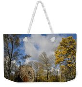 Old Sigulda Castle Ruins Weekender Tote Bag