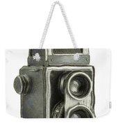 Old Still Camera Weekender Tote Bag