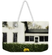 One Weekender Tote Bag