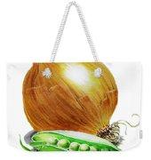 Onion And Peas Weekender Tote Bag