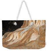 Orange Spring Mound At Mammoth Hot Springs Weekender Tote Bag