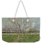 Orchard In Blossom Weekender Tote Bag