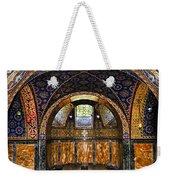 Orthodox Church Interior Weekender Tote Bag