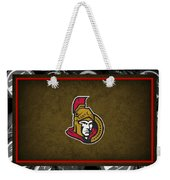 Ottawa Senators Weekender Tote Bag