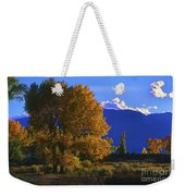 Owens Valley Fall Colors  Weekender Tote Bag