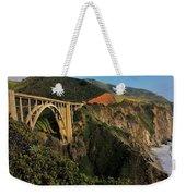 Pacific Coast Highway Weekender Tote Bag by Benjamin Yeager