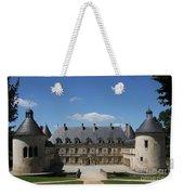 Palace Bussy Rabutin - Burgundy Weekender Tote Bag