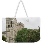 Palace Of The Pope - Avignon Weekender Tote Bag