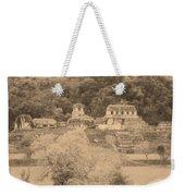 Palenque City Weekender Tote Bag