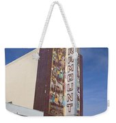 Paramount Theatre Oakland California Weekender Tote Bag