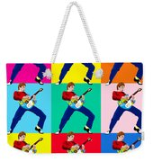 Paul Weller Wham Weekender Tote Bag