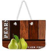 Pear Farm Weekender Tote Bag