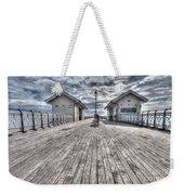 Penarth Pier 3 Weekender Tote Bag