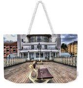 Penarth Pier Pavilion Weekender Tote Bag
