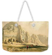 Petra Weekender Tote Bag by David Roberts