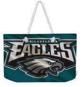 Philadelphia Eagles Uniform Weekender Tote Bag