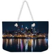 Philadelphia Reflections Weekender Tote Bag