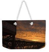 Pier Myrtle Beach Sc Weekender Tote Bag