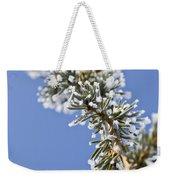 Pine Tree Branch Weekender Tote Bag