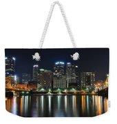 Pittsburgh Panorama Weekender Tote Bag