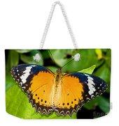 Plain Tiger Butterfly Weekender Tote Bag