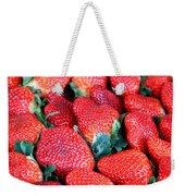 Plant City Strawberries Weekender Tote Bag