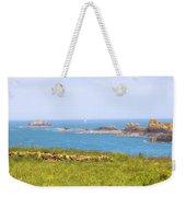 Pointe Du Grouin - Brittany Weekender Tote Bag
