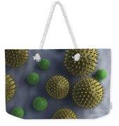 Pollen Grains Weekender Tote Bag