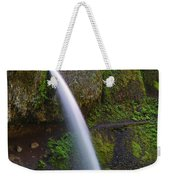 Ponytail Falls - Columbia River Gorge - Oregon Weekender Tote Bag