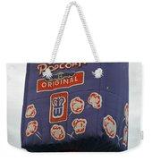 Popped Corn Weekender Tote Bag