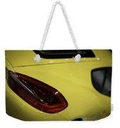 Porsche Cayman S Weekender Tote Bag