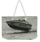 Port Huron Sarnia International Offshore Powerboat Race Weekender Tote Bag
