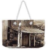Post Office-gas Station Ghost Town Wagoner Arizona 1968 Weekender Tote Bag
