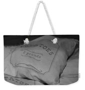 2 Pounds Of Potatoes Weekender Tote Bag