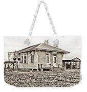 Powhatan - Hdr Sepia Weekender Tote Bag