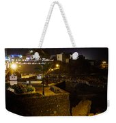 Puerto De La Cruz By Night Weekender Tote Bag